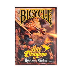 Bicycle Anne Stoke's Age of Dragons Playing Cards