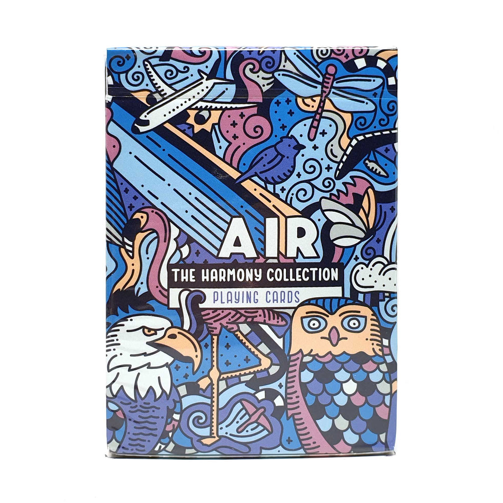 Harmony Collection Air Playing Cards
