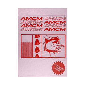 AMCM Logo 2019 Playing Cards