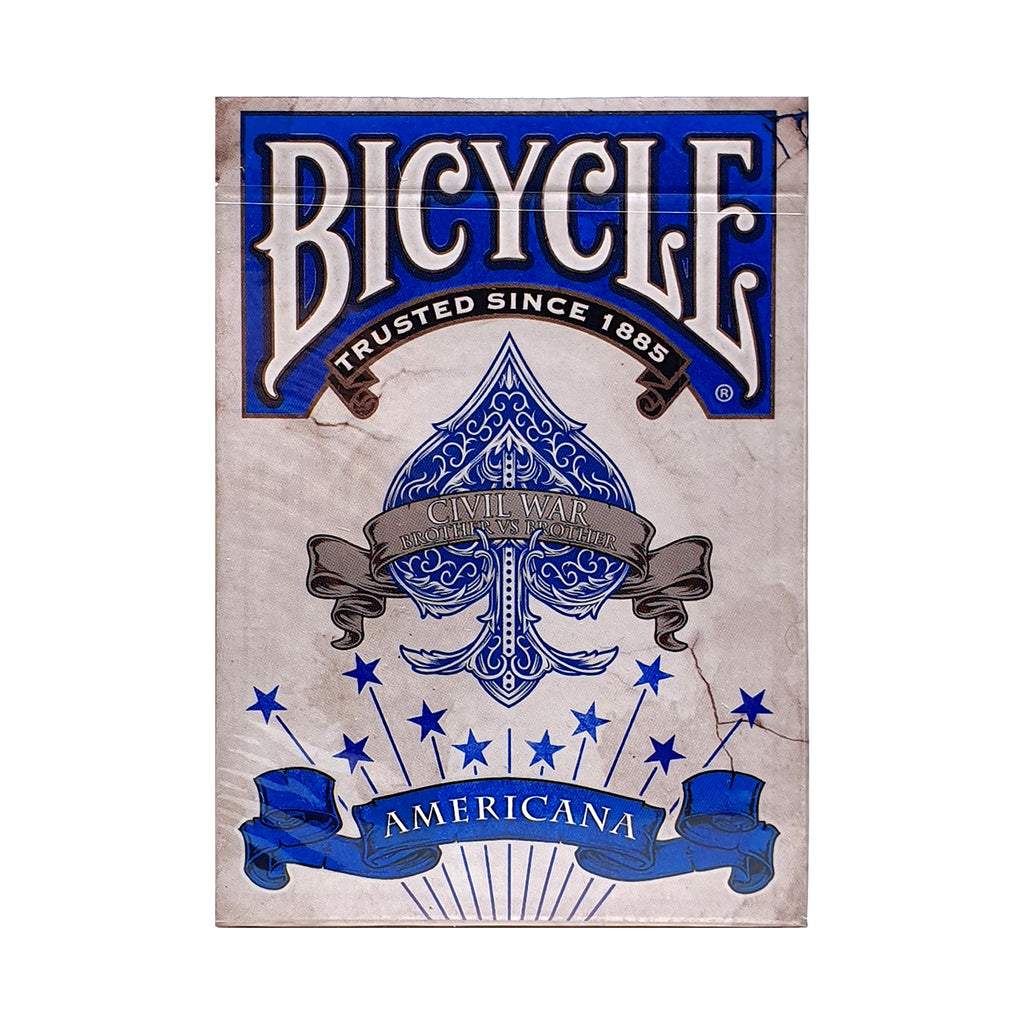 Bicycle Americana Blue Playing Cards
