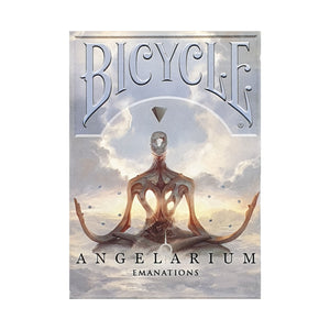 Bicycle Angelarium Emanations Playing Cards