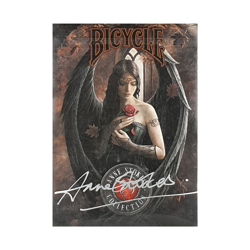 Bicycle Anne Stokes (Signed) Playing Cards
