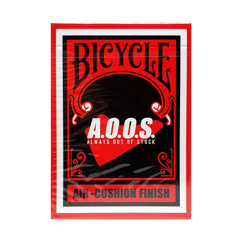 Bicycle Always Out of Stock Playing Cards