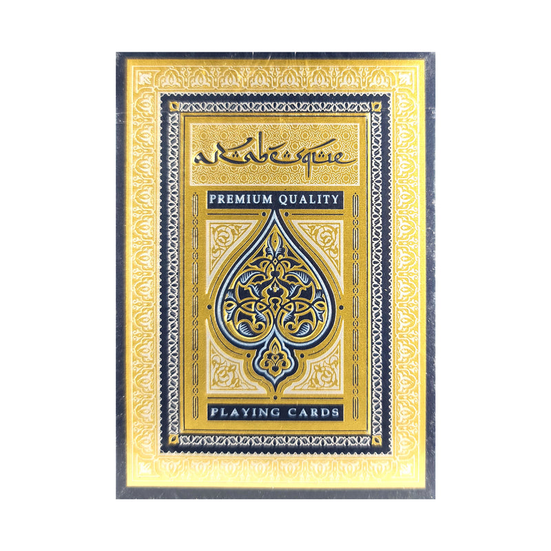 Arabesque Player's Edition Blue Playing Cards