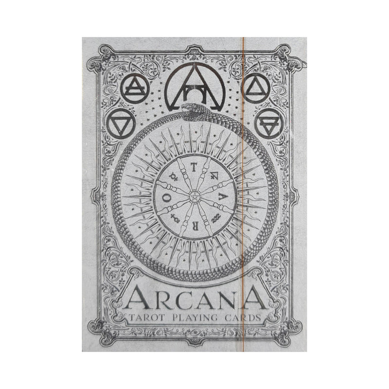 Arcana Full Tarot Light Playing Cards