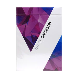 Art of Cardistry Purple Playing Cards