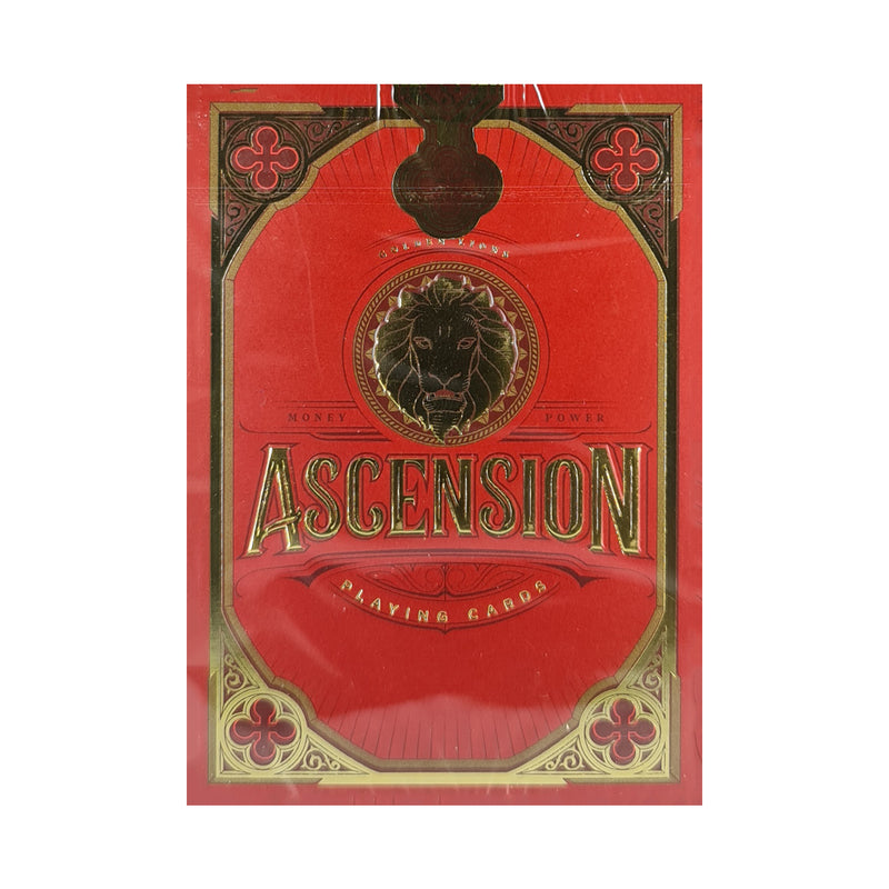 Ascension Lion Playing Cards