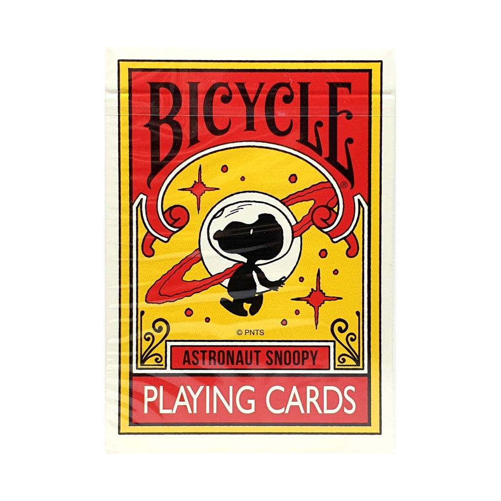 Bicycle Astronaut Snoopy Playing Cards