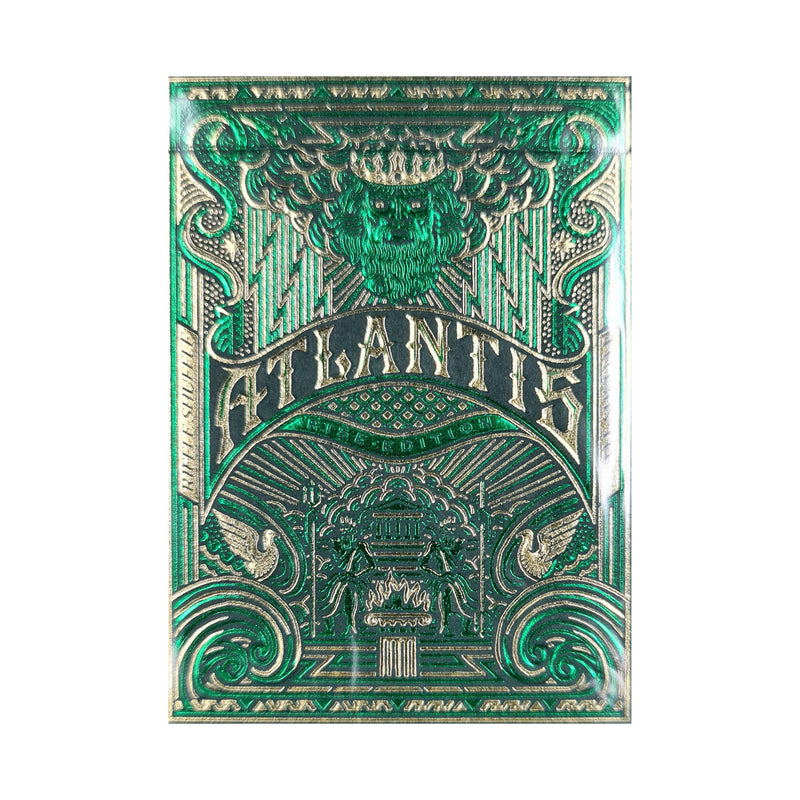 Atlantis Rise Edition Playing Cards