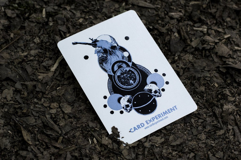 Bicycle Anicca Blue Edition Playing Cards