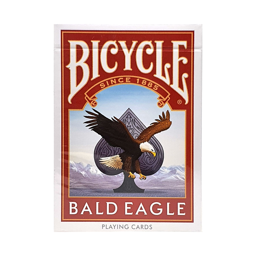 Bicycle Bald Eagle Playing Cards