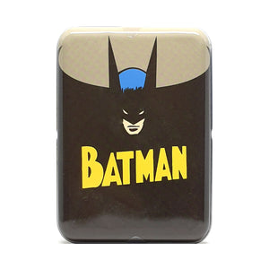 DC Super Heroes Batman Tin Playing Cards