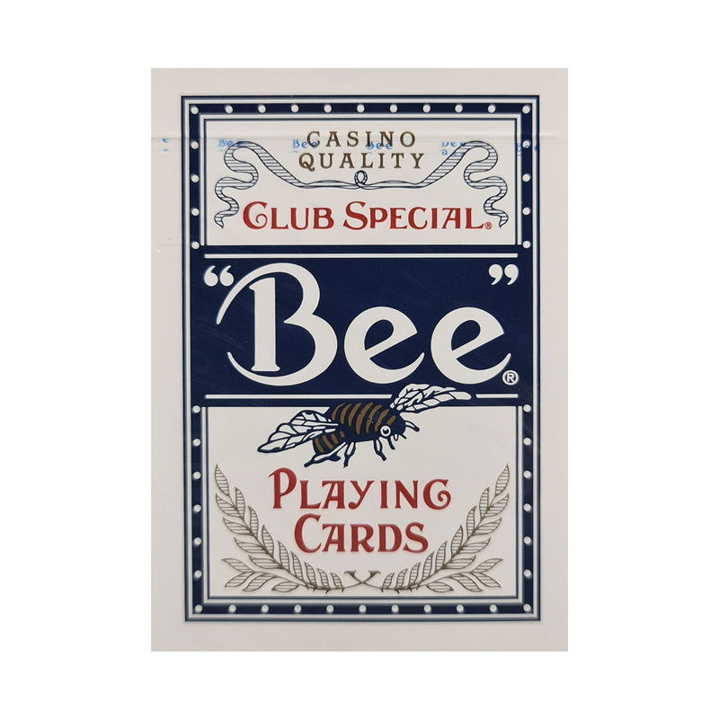 Bee Standard Blue Playing Cards