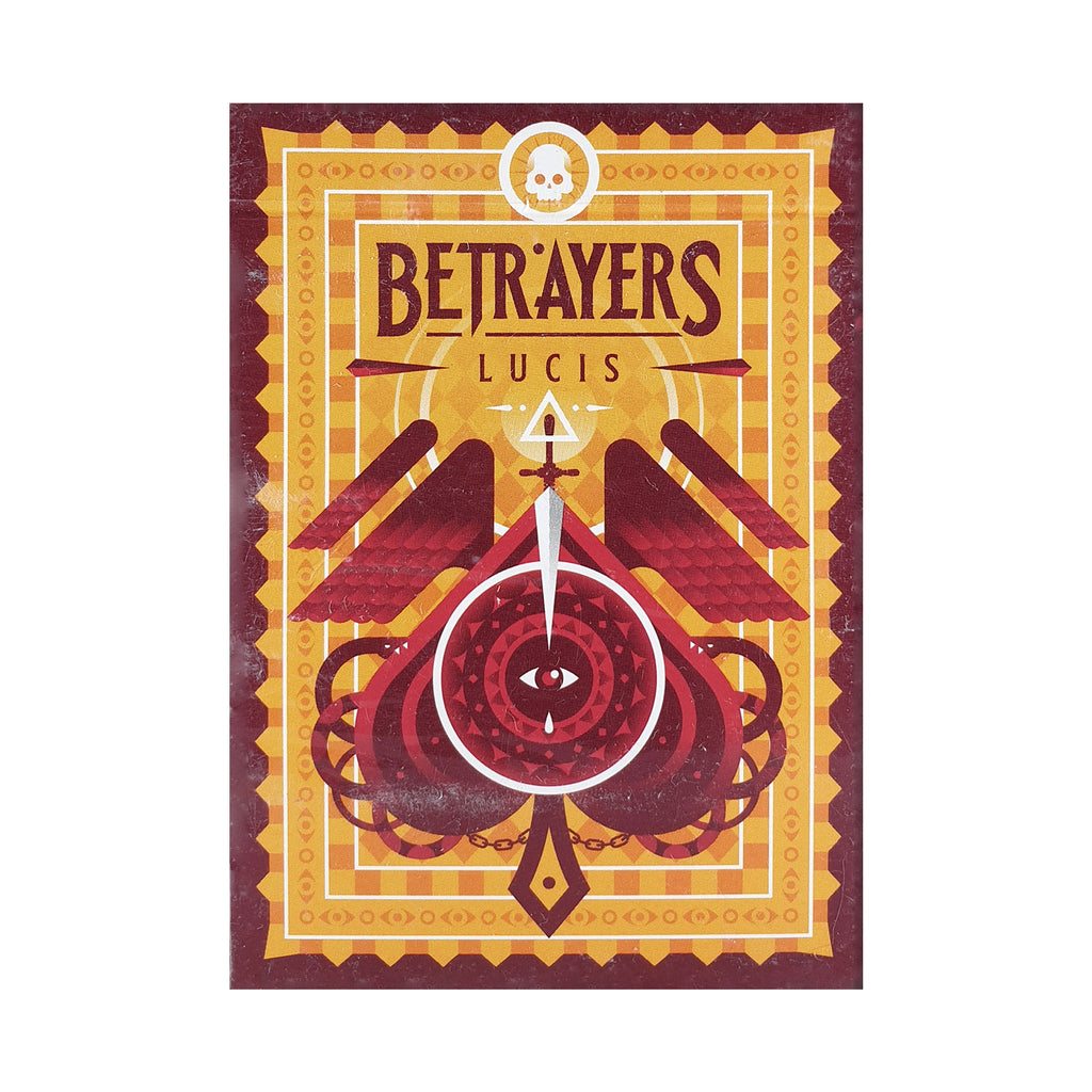 Betrayers Lucis Playing Cards