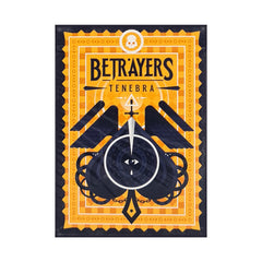 Betrayers Tenebra Playing Cards