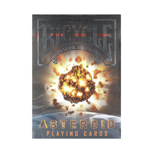 Bicycle Asteroid Playing Cards