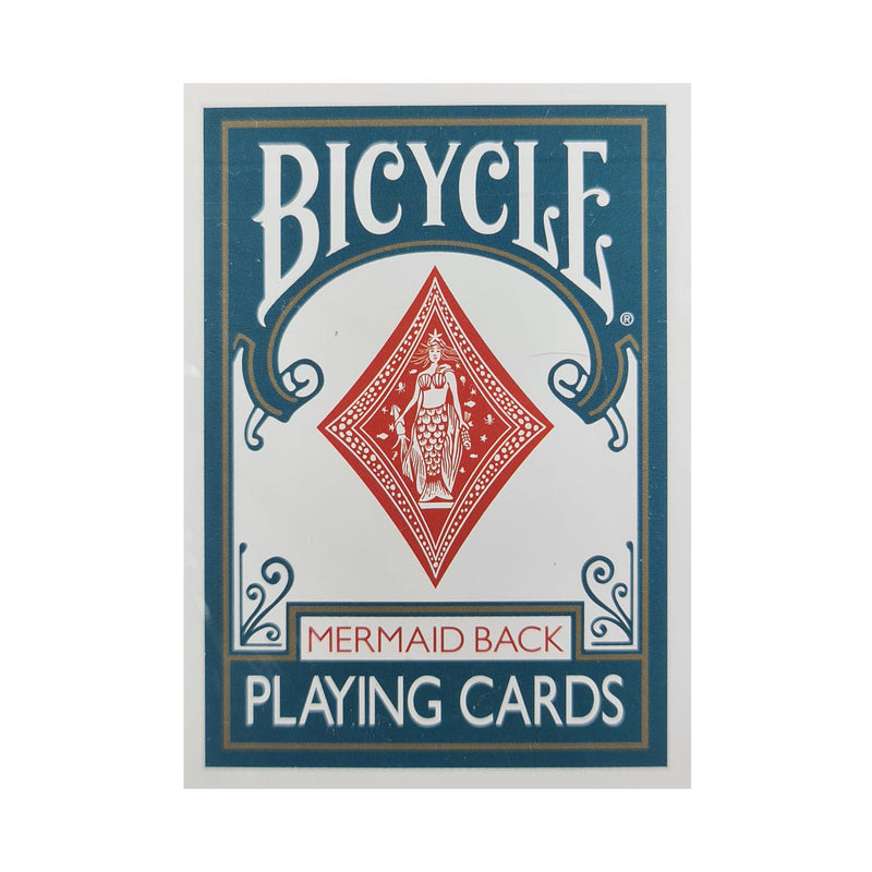 Bicycle Mermaid Playing Cards