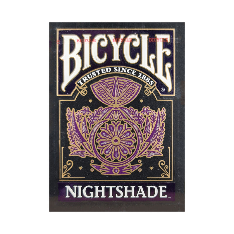 Bicycle Nightshade Playing Cards