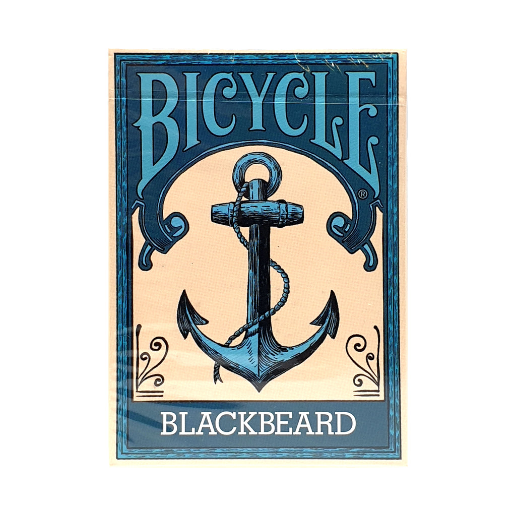 Bicycle Blackbeard Playing Cards