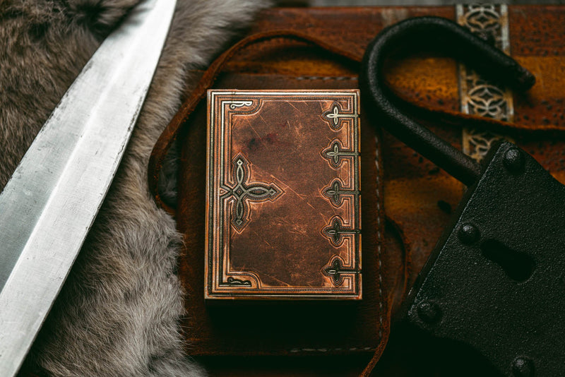 Beowulf Playing Cards