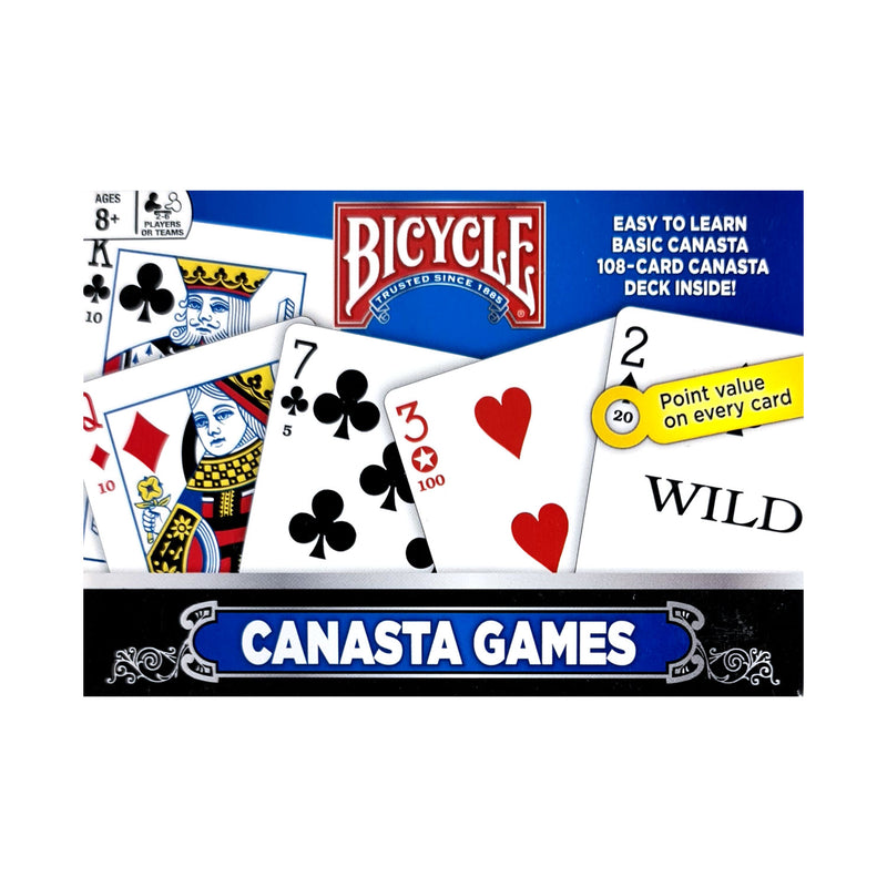 Bicycle Canasta Set Playing Cards