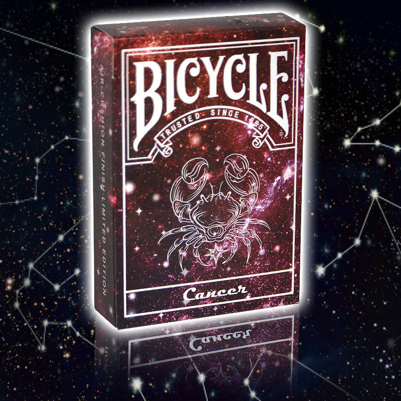 Bicycle Constellation Series Cancer Playing Cards