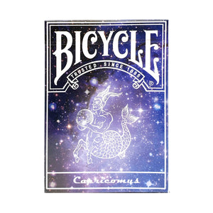 Bicycle Constellation Series Capricorn Playing Cards