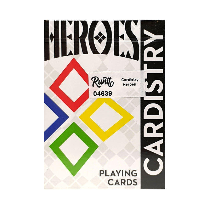 Cardistry Heroes Playing Cards