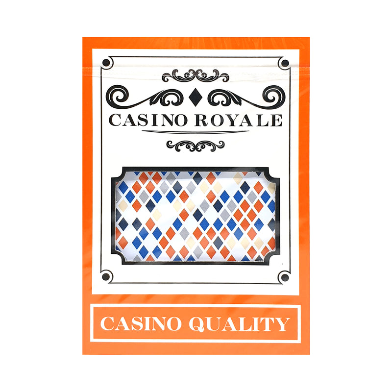 Casino Royale Refined (Plastic) Playing Cards