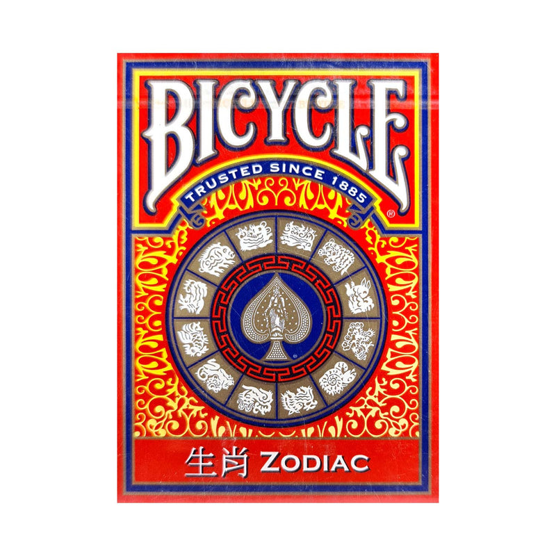 Bicycle Chinese Zodiac Playing Cards