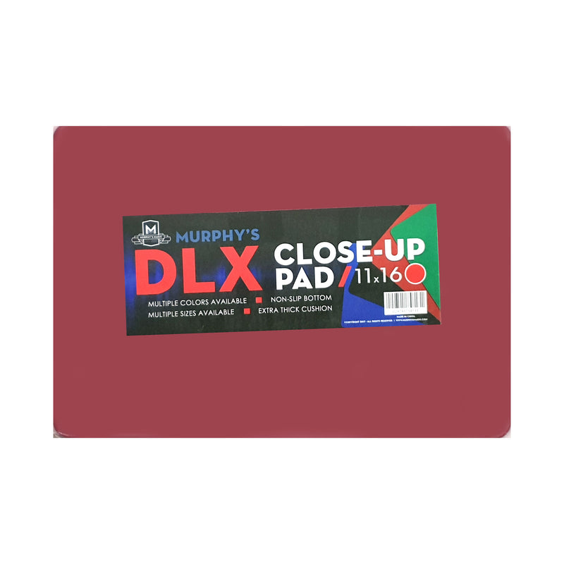 "Close-Up Pad Deluxe 11"" x 16"" Red"