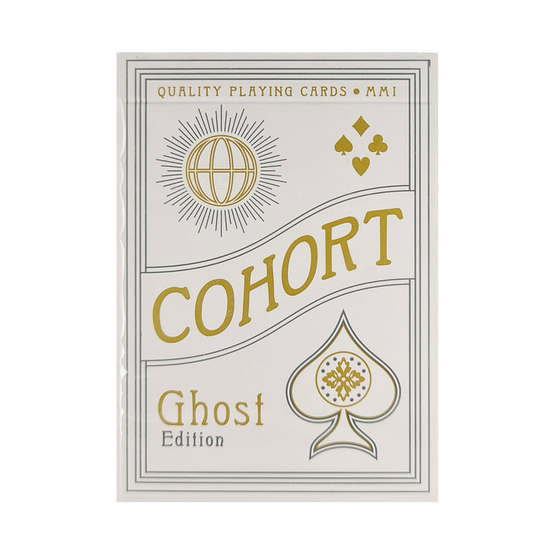 Cohorts Ghost Playing Cards