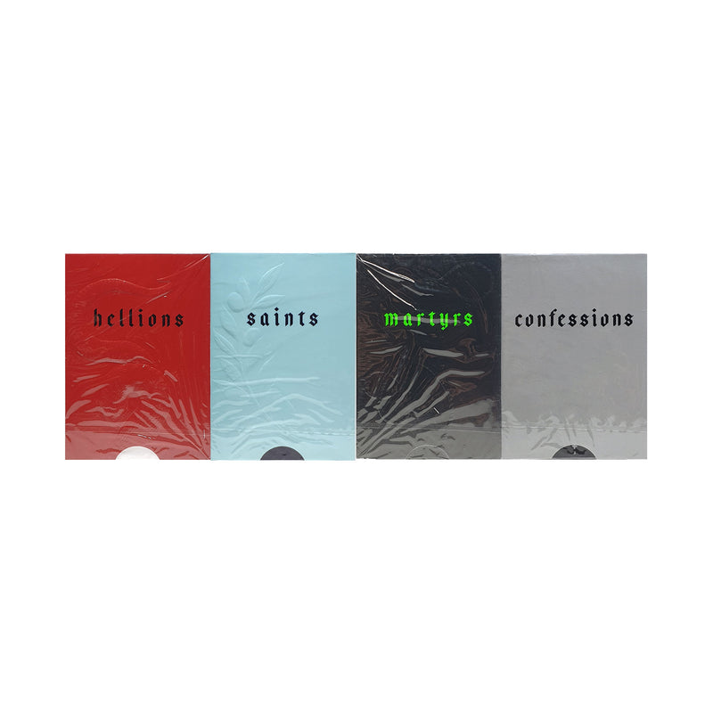 Madison Confession Series (4 Decks) Playing Cards