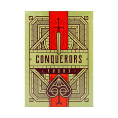 Conquerors Audax Playing Cards
