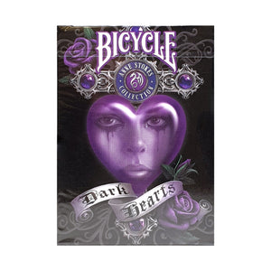 Bicycle Anne Stokes Dark Hearts Playing Cards
