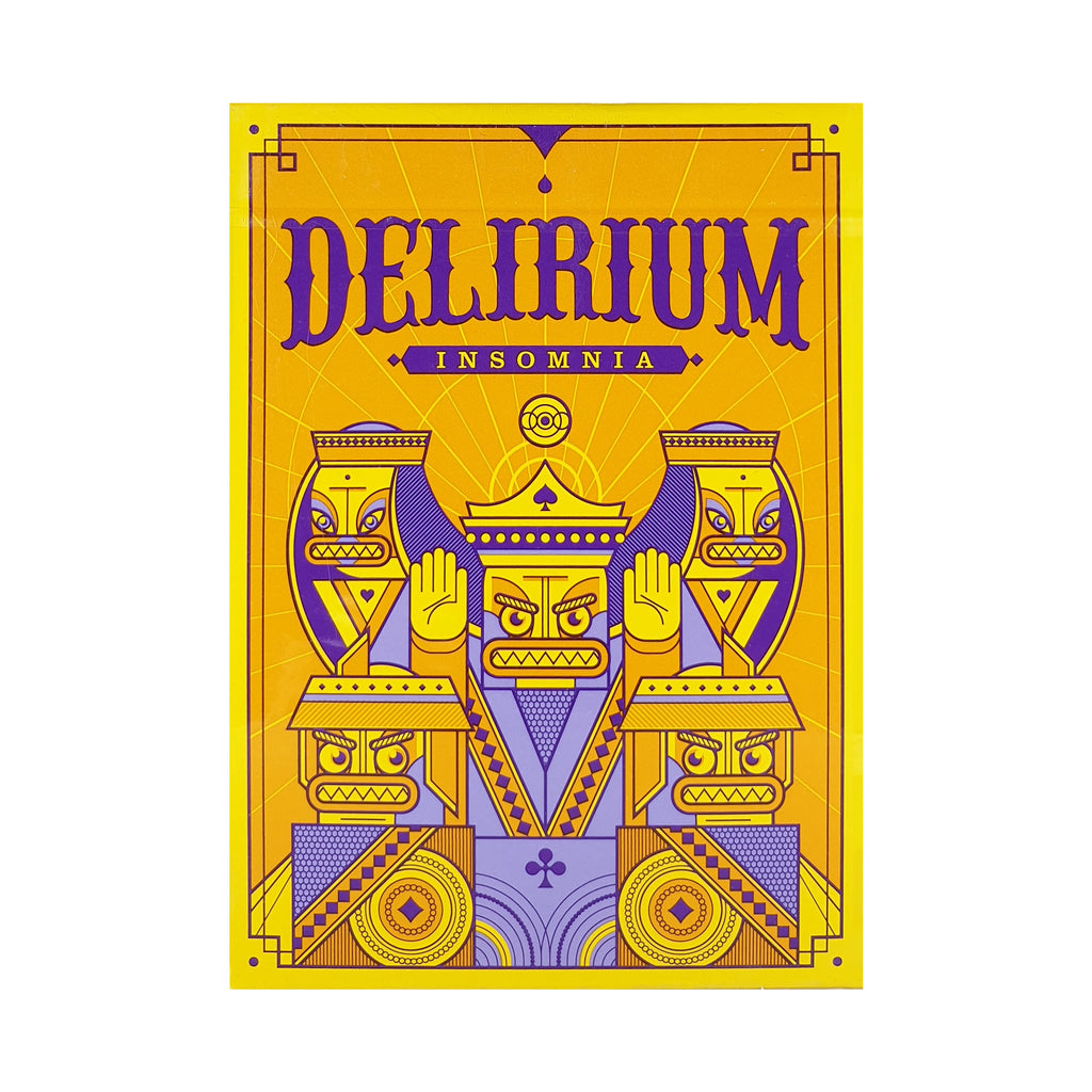 Delirium Insomnia Playing Cards