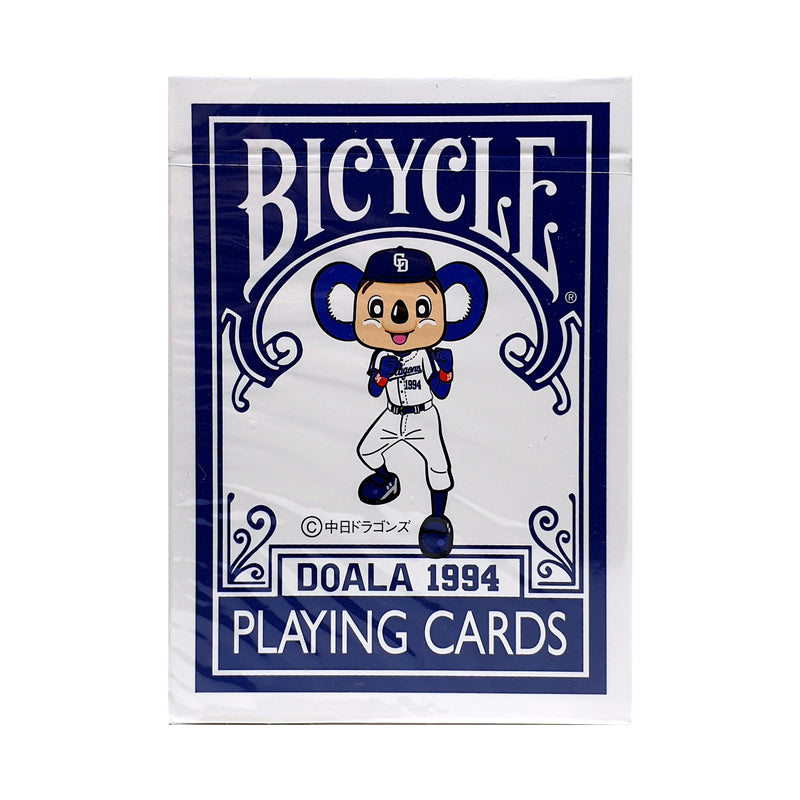 Bicycle Doala 1994 Playing Cards