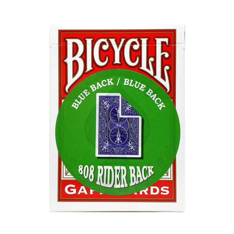 Bicycle Double Back Blue Playing Cards