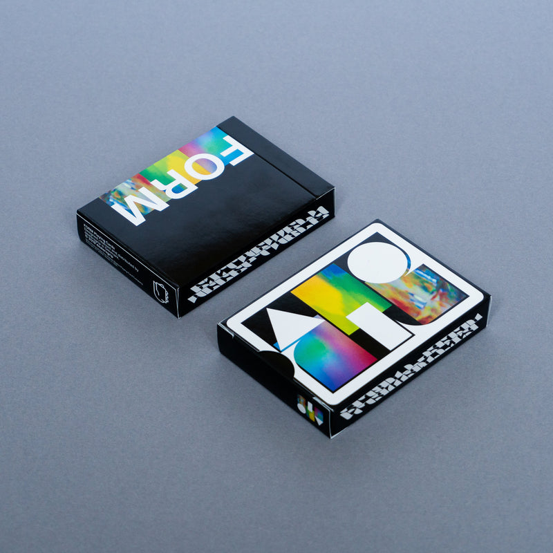 Form Playing Cards