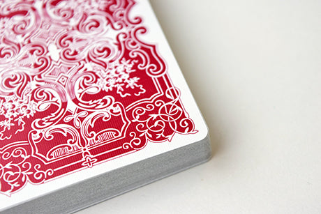 Exquisite Red Playing Cards