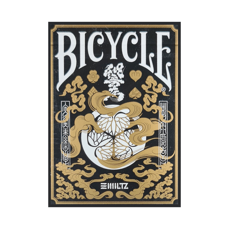 Bicycle Edo Karuta Gold Playing Cards