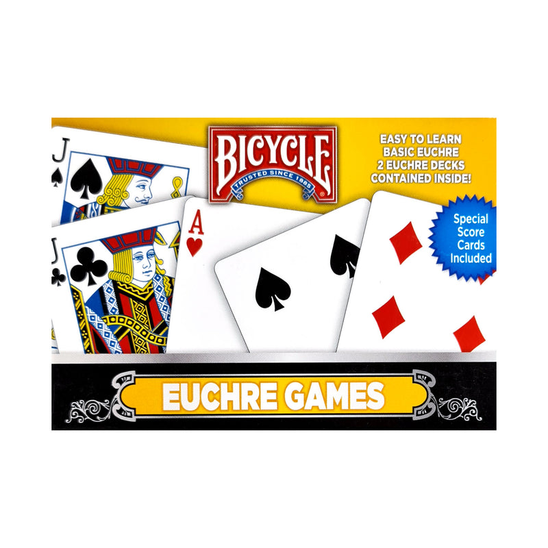Bicycle Euchre Set Playing Cards