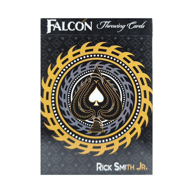 Falcon Throwing 1st Edition Playing Cards