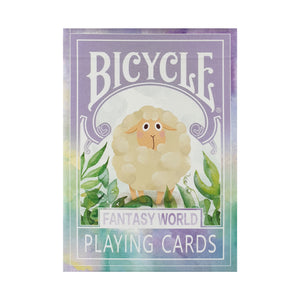Bicycle Fantasy World Playing Cards