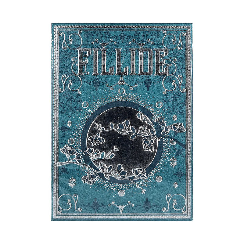 Fillide Acqua Playing Cards