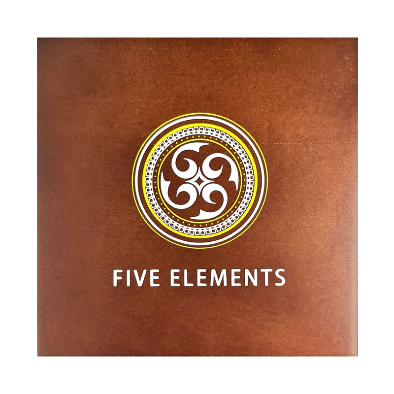Five Elements Wooden Collection Set Playing Cards