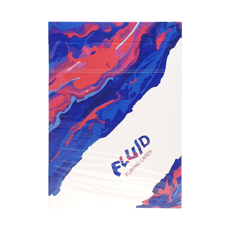Fluid Hadzhi Playing Cards