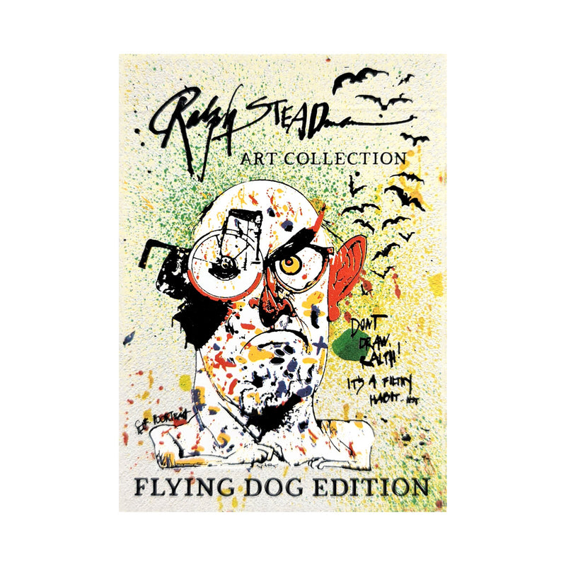 Flying Dog v2 Playing Cards