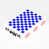 Checkerboard Forever 02 Playing Cards