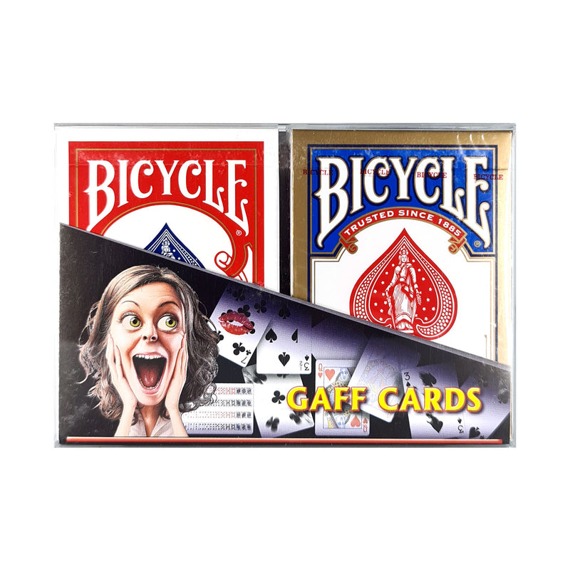 Bicycle Gaff Cards Set Playing Cards